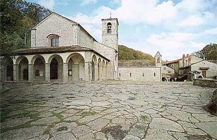 Itinerari di San Francesco